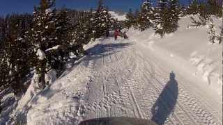 9. 2013 xf 1100 turbo sno pro west yellowstone