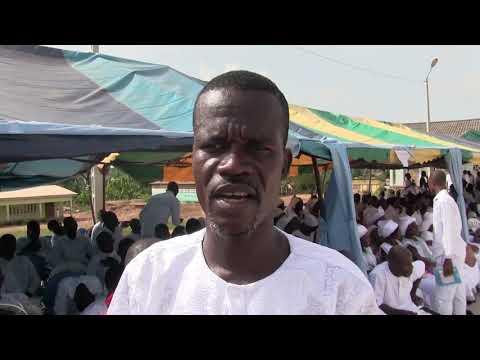 COTE D'IVOIRE: LAKOTA - Acte 2 Les harristes se  retrouves du 21,22 pour la Fête de Pâques