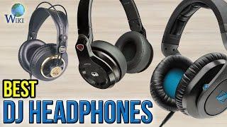 Video 10 Best DJ Headphones 2017 MP3, 3GP, MP4, WEBM, AVI, FLV Juli 2018