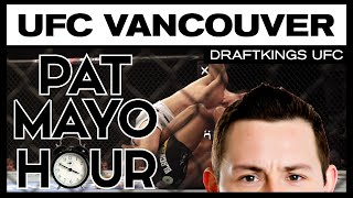 Nonton UFC Fight Night Vancouver: DraftKings Picks & Preview Film Subtitle Indonesia Streaming Movie Download