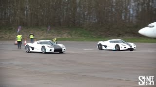 Nonton DRAG RACE: Koenigsegg Agera N vs Koenigsegg CCX - Vmax Stealth Film Subtitle Indonesia Streaming Movie Download