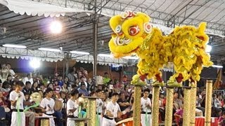 馬來西亞吉隆坡鶴聲體育會 2013 International Lion Dance Competition 2013