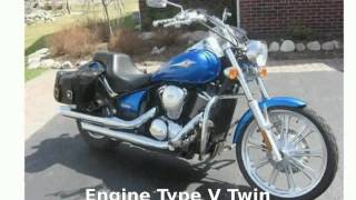 5. 2008 Kawasaki Vulcan 900 Classic LT Specification & Info