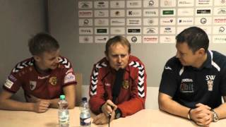 Konferencja Nbit Gliwice   Red Devils Chojnice (10 kolejka)