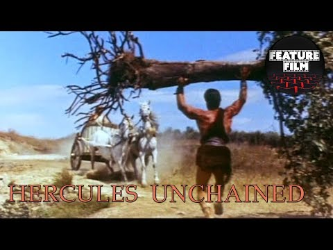 HERCULES UNCHAINED (1959) full movie | LEGENDARY HEROES | FANTASY ADVENTURE movies | classic cinema