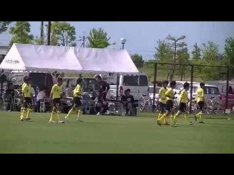 守山中学校vs守山南中学校 後半・PK戦