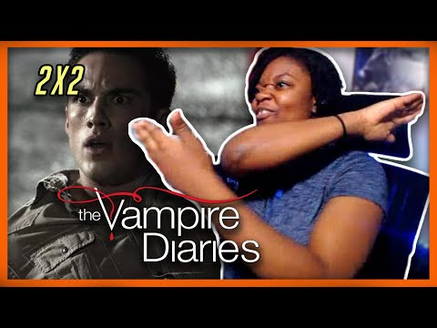 "THE VAMPIRE DIARIES Season 2 Episode 2 ""Brave New World"" 