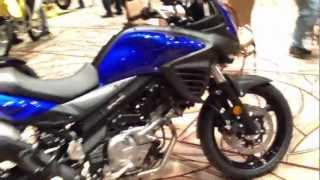 5. 2013 Suzuki V-Strom 650 ABS in Blue