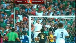 GOLAZO Giovani Dos Santos Mexico vs Estados Unidos 4-2 FINAL COPA ORO 2011