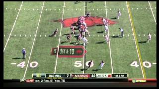 Chris Gragg vs Ole Miss (2012)