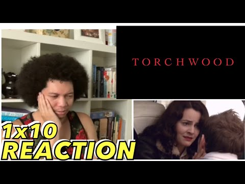 """Torchwood 1x10 REACTION """"Out of Time"""" Season 1 Episode 10"""