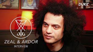 Zeal & Ardor - Interview Manuel Gagneux - Paris 2017