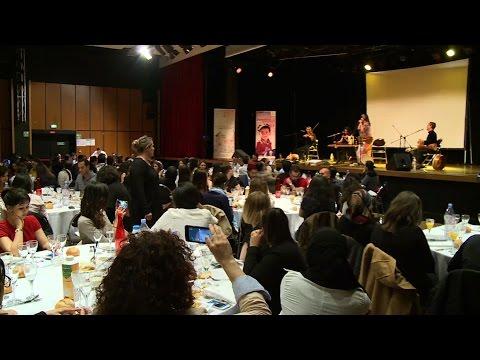 Des associations marocaines de France s'unissent autour d'un Iftar