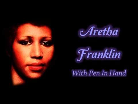 Tekst piosenki Aretha Franklin - With Pen In Hand po polsku