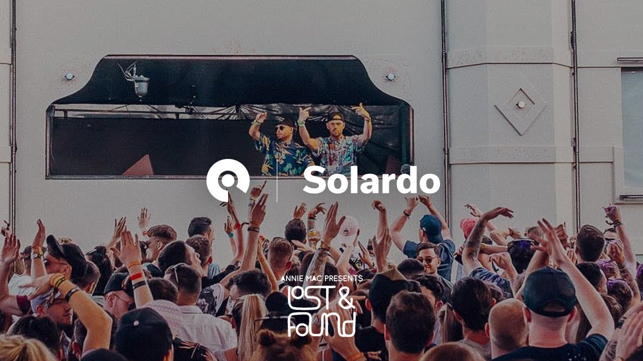 Solardo - Live @ Annie Mac Presents: Lost & Found Festival 2017