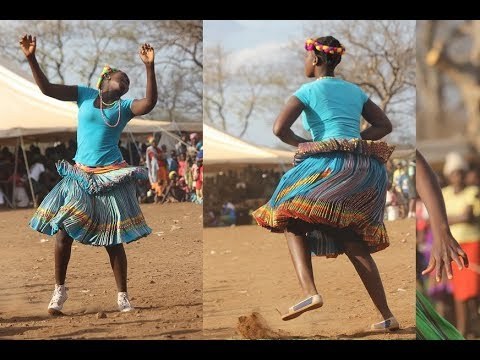 Beautiful Traditional African Tsonga Dances