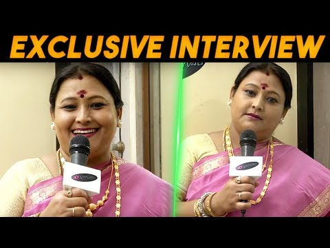 Actress Balambika Talks About Nadigan Movie And Kushboo