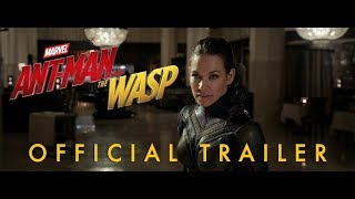 VIDEO: Marvel Studios' ANT MAN AND THE WASP – Off. Trailer