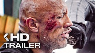 FAST & FURIOUS: Hobbs and Shaw - 6 Minutes Trailers (2019)