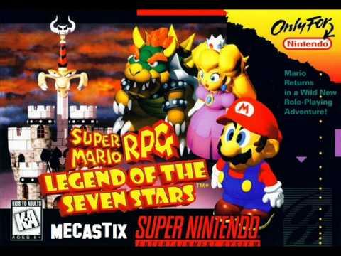 Super Mario RPG OST - Fight Against Kajidoh Who Likes Transforming Music Música
