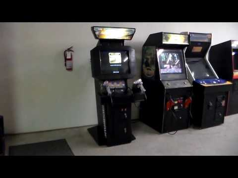 Sports Shooting USA Arcade Game by Sammy - Atomiswave Cabinet - Dedicated