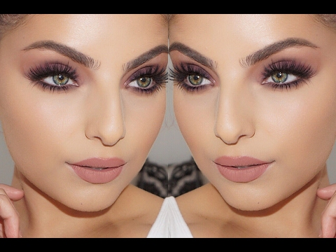 The Perfect Plum Smokey Eye (видео)