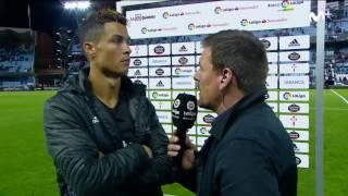 Video Declaraciones de Cristiano Ronaldo tras el Celta 1-4 Real Madrid MP3, 3GP, MP4, WEBM, AVI, FLV Mei 2017