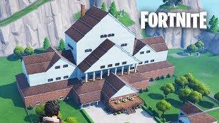 Fortnite Creative - Huge Mansion (Speed Build)