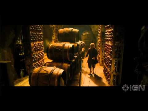 The Hobbit: The Desolation of Smaug Clip 'Into the Barrels'