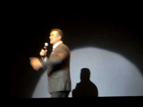 bruce_campbell - An Evening with Bruce Campbell - Pabst Theater, Milwaukee, Wisconsin 3-2-13 IT'S BROOOOOOOOOOOSE!!! This man is simply amazing - best $28 I ever spent! Sorry...