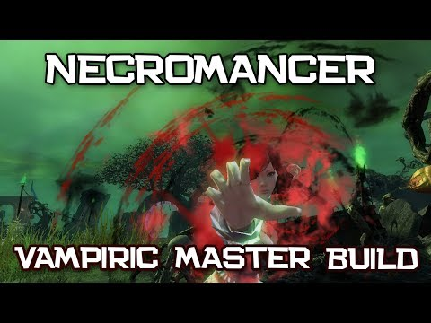 guild wars 2 necromancer - This build has been made much more viable now due to some of the changes that came in on October 15th to the overall lifestealing aspect of the necromancer. ...