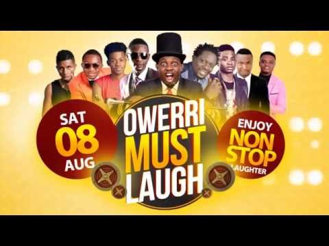 AY Live: Owerri Must Laugh