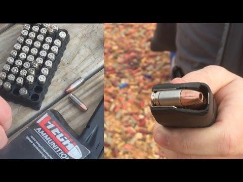 Innovative Ammunition from L-Tech/Shell Shock Technologies