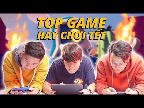 """TOP GAME MOBILE  """"GÂY NGHIỆN"""" SIÊU HAY CHƠI TẾT!!! - Thời lượng: 7 phút, 46 giây."""