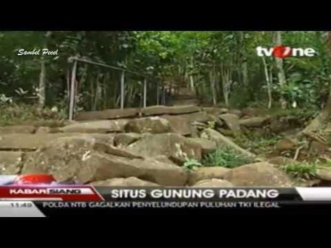 Penemuan Situs Gunung Padang Cianjur-Jabar, Lebih Tua Dari Piramida