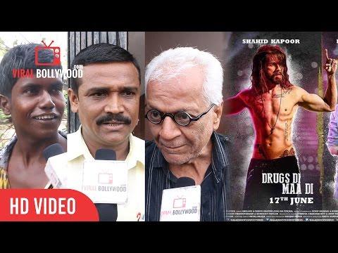 Udta Punjab Full Movie Review | Public Review | Shahid kapoor, Alia bhatt, Diljit Dosanjh & kareena
