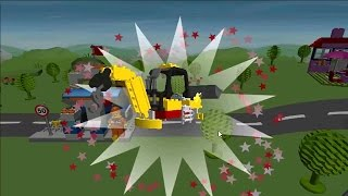 Want to play along at home? Click below to visit Google Play!https://play.google.com/store/apps/de...In LEGO® Juniors Create & Cruise, children age 4-7 can use their imagination to create their very own LEGO® vehicles and minifigures.Cruising for coins will unlock virtual LEGO® sets that can be built with a few easy touches - and which will become part of the game's colorful 3D scenery for your child's next drive-through.Create & Cruise provides plenty of inspiration for real-life LEGO® builds and imaginative play scenarios you can talk to your child about - like why the pretty princess is driving a police car that has legs instead of wheels.Features: *No in-app purchases*NEW levels with engaging scenery*NEW models – which means fun new build and play experiences. Now your child can play with helicopters and big trucks! *Minifigure selector and lots of creative vehicles to mix and match – the more you play, the more you unlock!*Bright, fun and friendly animations and soundtrack *Intuitive icons and navigation for easy gameplay – no reading or writing skills required*Virtual building with LEGO® bricks *No third-party advertising *No links to websites