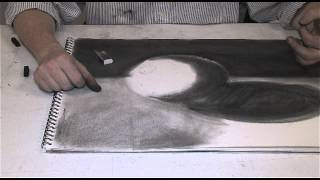 How to Make a Chiaroscuro Drawing.mpg