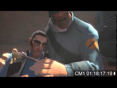 "Valve Goes Into Excessive Detail About Making ""Meet the Medic"""