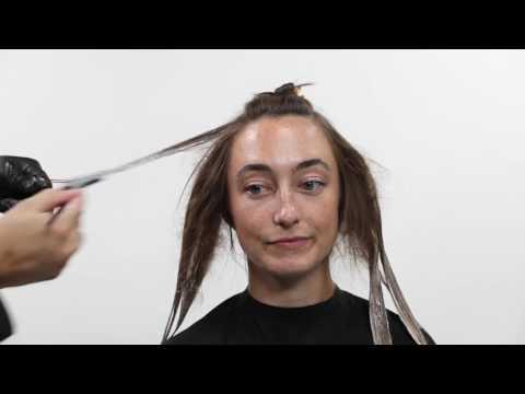 Hand Painting Hair Colour Tutorial with Olaplex®