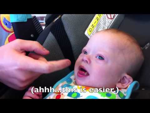 Watch video Down Syndrome: Child travelling