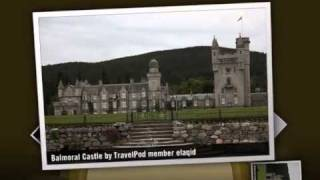Ballater United Kingdom  city images : Balmoral Castle - Ballater, Aberdeenshire, Scotland, United Kingdom