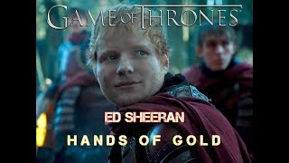Game of thrones S07 E01 - Dragonstone  The hands of gold are always cold, but a woman's hands are warm