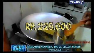 Video On The Spot - Makanan Indonesia yang Mahal di Luar Negeri MP3, 3GP, MP4, WEBM, AVI, FLV Januari 2018