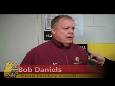 Daniels Post Game NMU 1/22/11