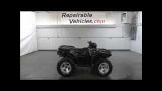 9. 2009 Polaris Sportsman XP 850 EPS Repairables/Rebuildable Stock#12101192