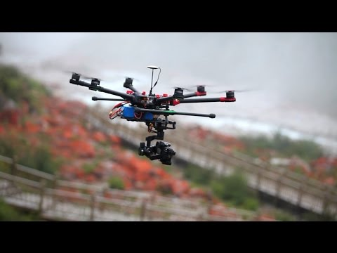 Thе DJI Spreading Wings S900 powerful, lightweight aerial ѕуѕtеm