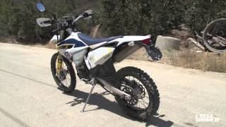 8. Husqvarna FE 501 S - BEST DUAL-SPORT/ENDURO of 2015