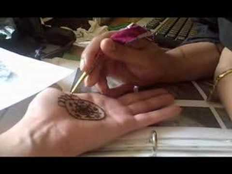 pakistani bridal Henna