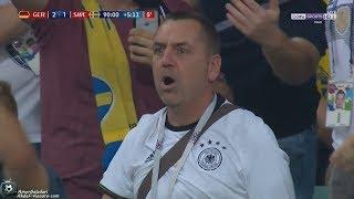 اهداف في أخر اللحظات كأس العالم مونديال روسيا وجنون المعلقين